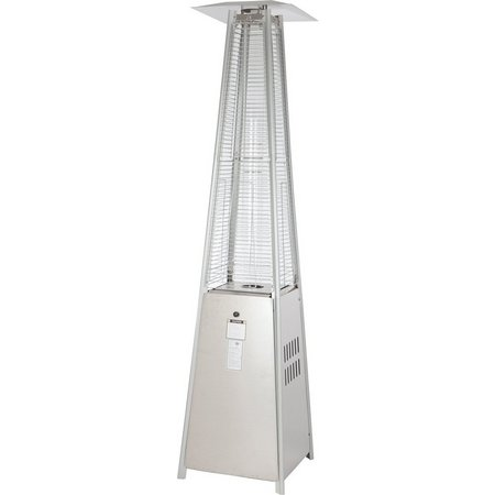 Fire Sense Pyramid Flame Gas Patio Heater
