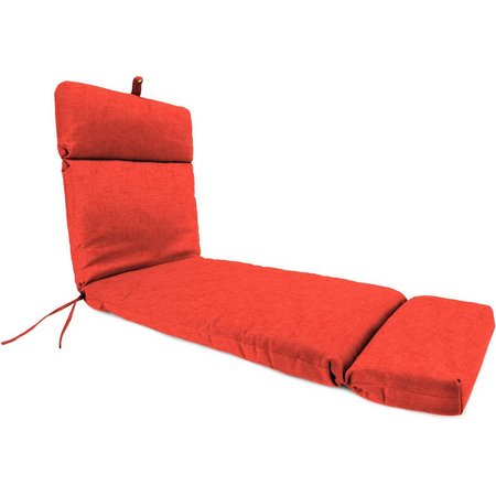 Jordan Manufacturing Solid Chaise Lounge Cushion
