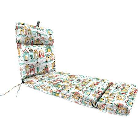 Jordan Manufacturing Bay Cove Chaise Lounge Cushion