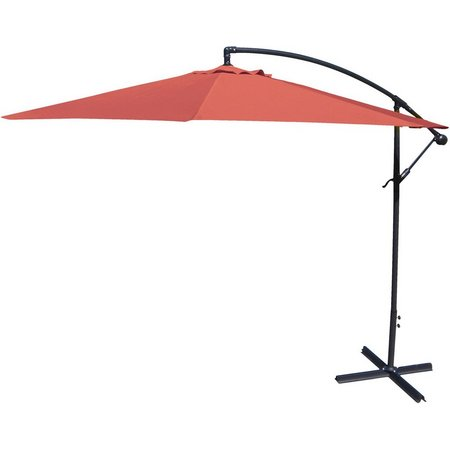 Jordan Manufacturing 10' Offset Umbrella