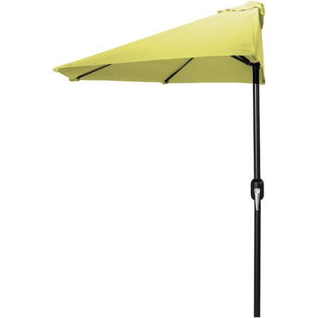 Jordan Manufacturing 9' Half Umbrella