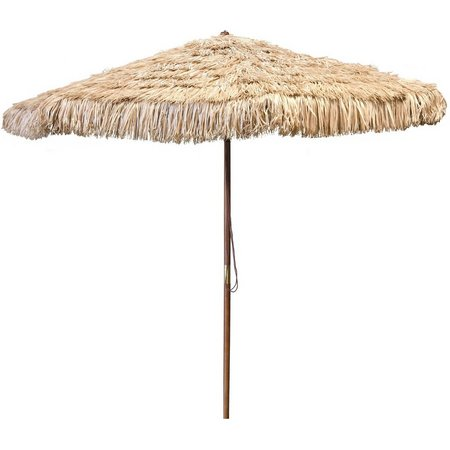 Jordan 9 Foot Hula Umbrella