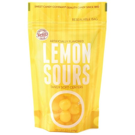Sweet's Candy Lemon Sours