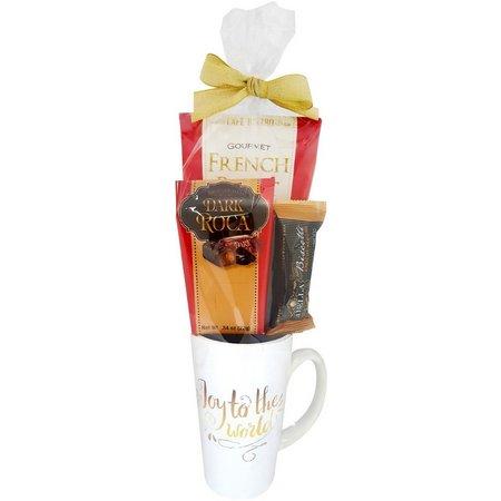 Marketplace 4-pc. Joy To The World Mug Gift