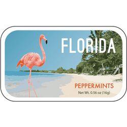 Amusemints Florida Flamingo Mint Tin