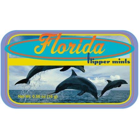 Amusemints Florida Dolphins Mint Tin