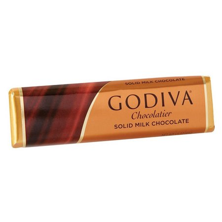 Godiva 1.5 oz. Milk Chocolate Bar