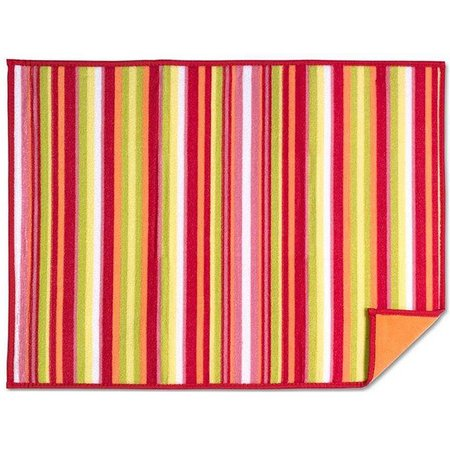 Fiesta Stripe Microfiber Dish Drying Mat