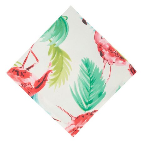 Benson Mills 4-pc. Flamingo Napkins