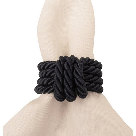 Leila's Linens Nautical Knot Napkin Ring