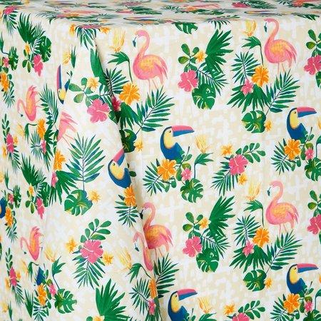 Tropix Flamingo Dance Tablecloth