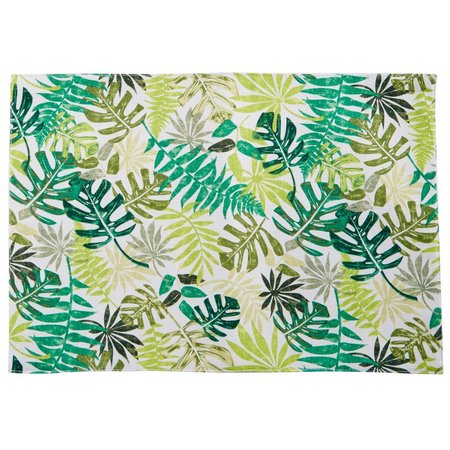 Homewear Tropical Watercolor Placemat