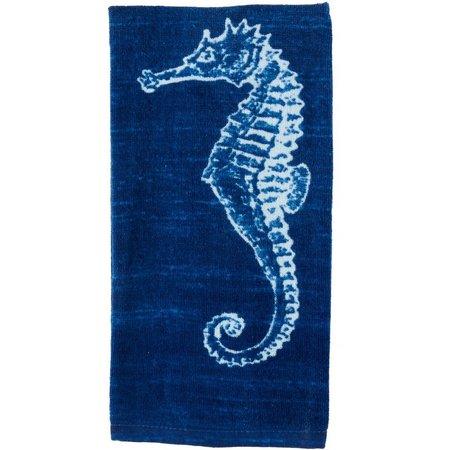 Homewear Sunbleach Seahorse Kitchen Towel