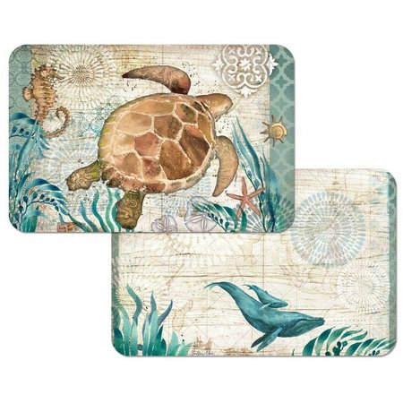 Counter Art Monterey Bay Reversible Placemat