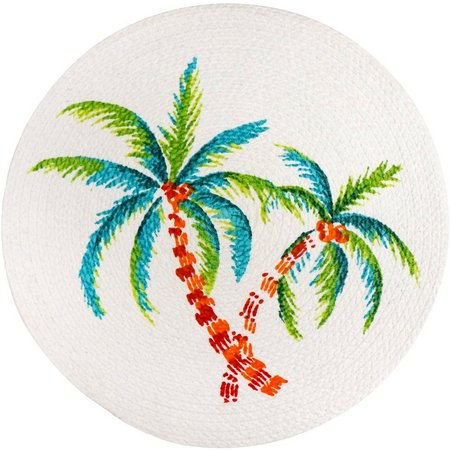 Arlee Cocomo Round Placemat