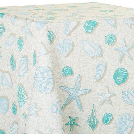 Arlee Essentials Sea Shore Tablecloth