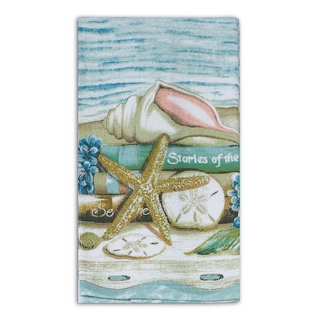 kay dee designs stories of the sea kitchen towel bealls buy kay dee designs life s a hoot kitchen towel from bed
