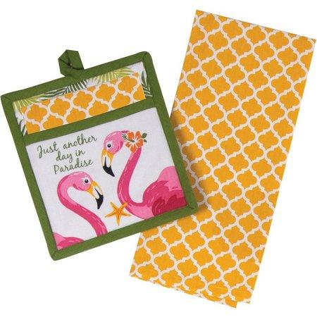 Kay Dee Designs 2-pc. Paradise Kitchen Towel Set
