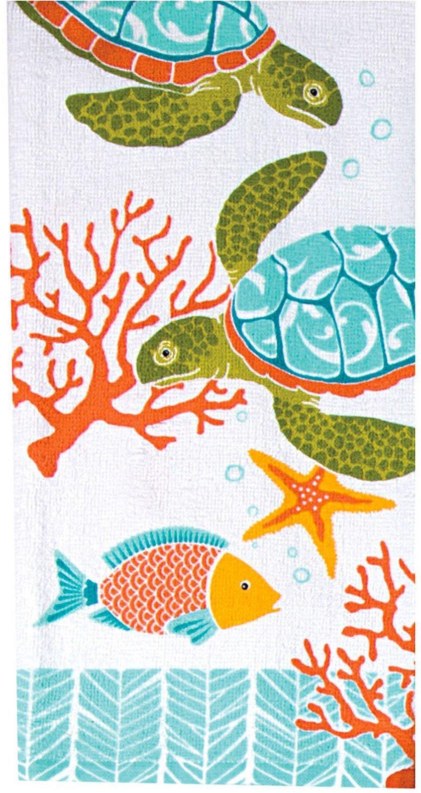 Kay Dee Designs Sea Turtle Kitchen Towel | Bealls Florida Part 98