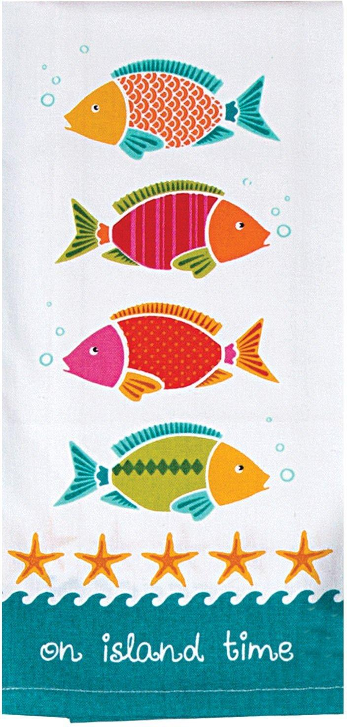 Kay Dee Designs Island Time Tea Towel