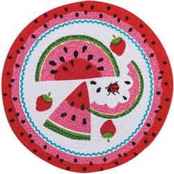 Kay Dee Designs Watermelon Round Placemat