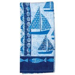 New! Kay Dee Designs Waters Edge Terry Towel