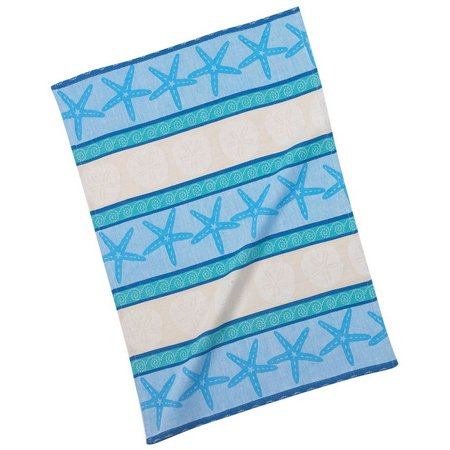 Kay Dee Designs Starfish Jacquard Tea Towel