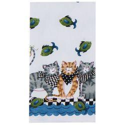 Kay Dee Designs Fish Market Flour Sack Towel