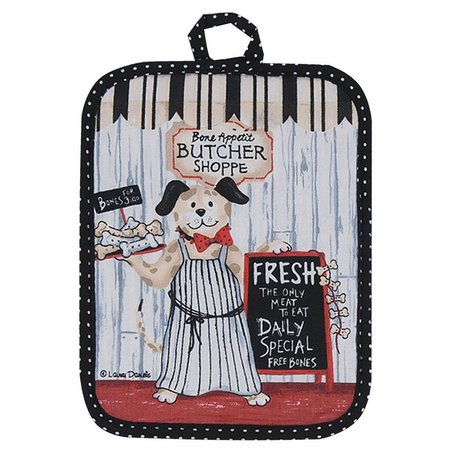 Kay Dee Designs Butcher Shoppe Pot Holder