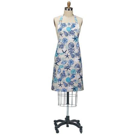 Kay Dee Designs Blue Shells Apron