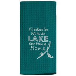 Kay Dee Designs Rather Be At The Lake