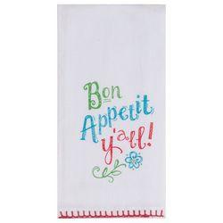 Kay Dee Designs Bon Appetit Y'all Flour Sack