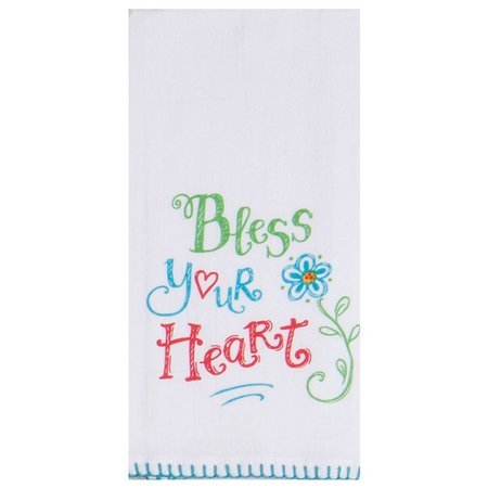 Kay Dee Designs Bless Your Heart Flour Sack