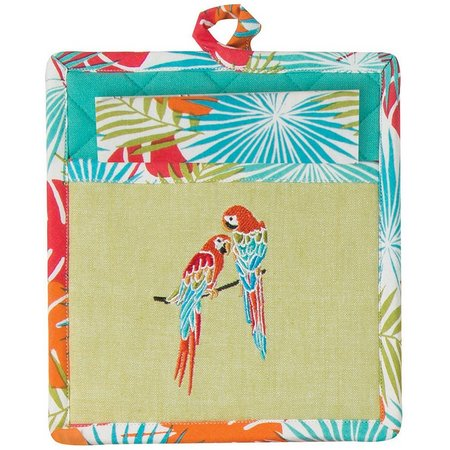 Kay Dee Designs Exotic Breeze 2-pc. Pot Holder