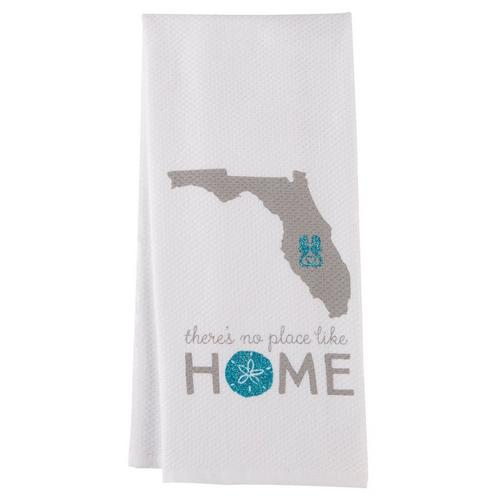 Kay Dee Designs Florida No Place Like Home Kitchen Towel