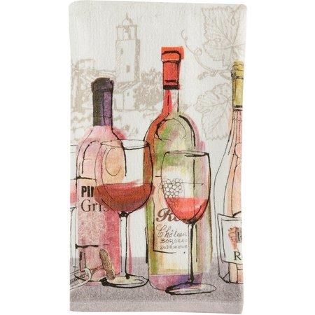 Kay Dee Designs Choice Wine Terry Towel