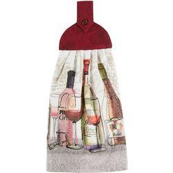 Kay Dee Designs Choice Wine Tie Towel