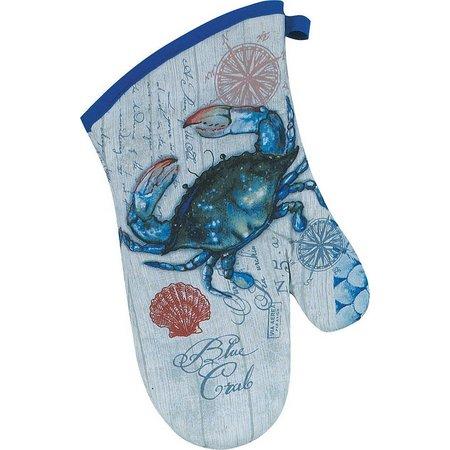 Kay Dee Designs Blue Crab Oven Mitt