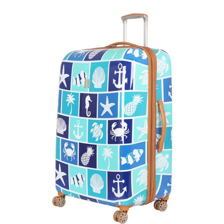 it luggage 30'' Nautical Warrior Spinner Luggage