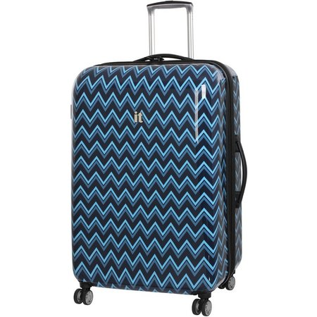it luggage 30'' Blue Chevron Hardside Luggage