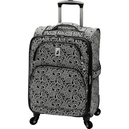 London Fog Greenwich 20'' Spinner Luggage