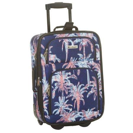 Leisure Luggage 18'' Palm Tree Upright Luggage