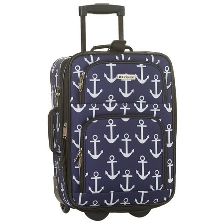 Leisure Luggage 18'' Anchor Upright Luggage