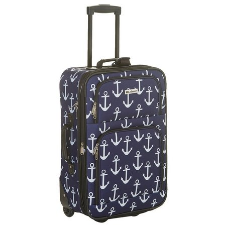 Leisure Luggage 21'' Anchor Upright Luggage