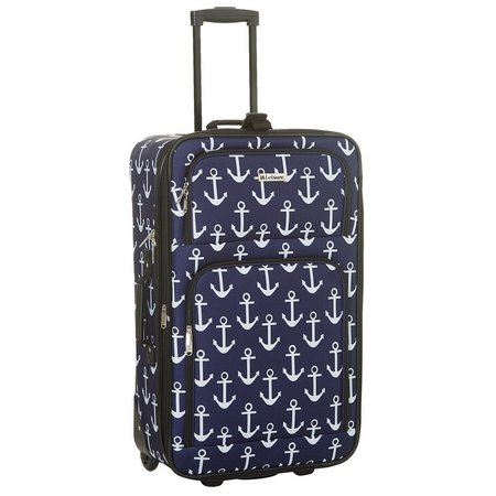 Leisure Luggage 26'' Anchor Upright Luggage