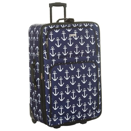 Leisure Luggage 29'' Anchor Upright Luggage