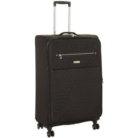 London Fog 28'' Calypso Quilted Expandable Luggage