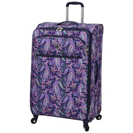 London Fog 29'' Mayfair Paisley Spinner Luggage