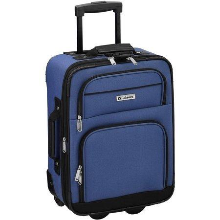 Leisure Luggage 18'' Expedition Expandable Upright Luggage