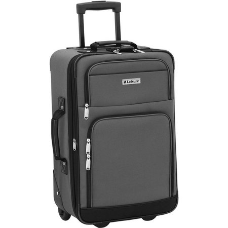 Leisure Luggage 21'' Expandable Upright Luggage